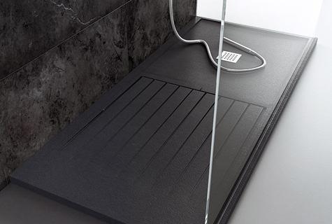 Platos de ducha modelos y diferencias for Instalar plato ducha resina