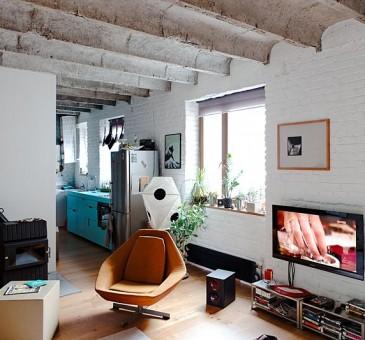 Loft pequeño