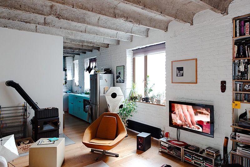 loft un espacio para decorar