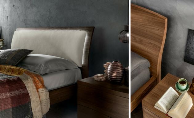 Dormitorios de madera.