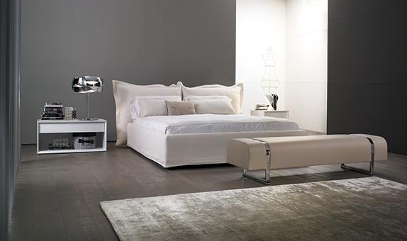 cama blanca casadesus